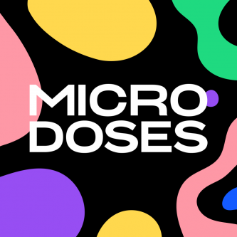 The Micro Doses Branding Podcast — Deux Huit Huit makes its on-air debut